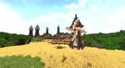 Adrian Minecraft Map & Project