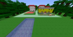 Pokemon Fire Red/ Leaf Green Recreation Minecraft Project