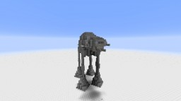 AT-AT (All Terrain Armored Transport) Minecraft Map & Project
