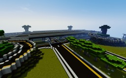 Tourist Zone Minecraft Map & Project