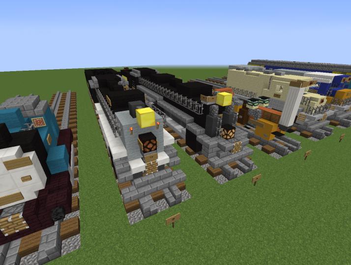 More Trains!!!!