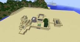 Survivor plan. Minecraft Map & Project