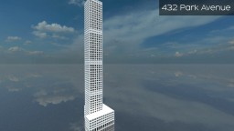 432 Park Avenue Minecraft Project