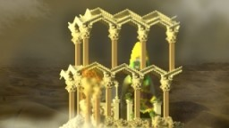 The Temple of The Ancient Mummy Minecraft