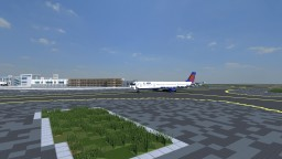 Boeing 757-300 [1:1] Minecraft Map & Project
