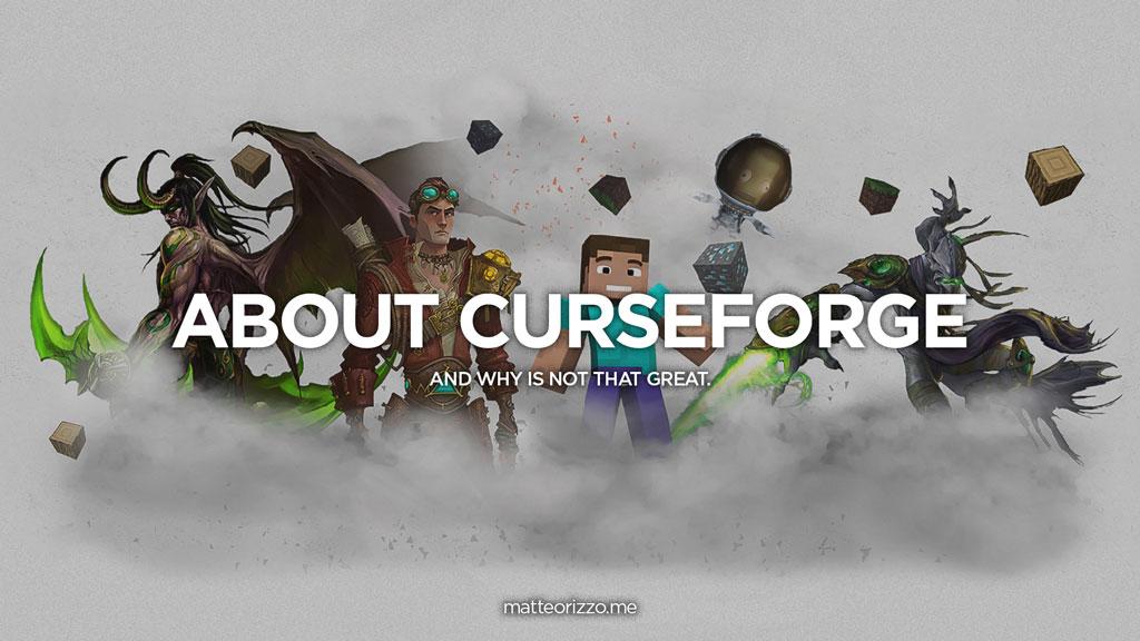 curseforge minecraft