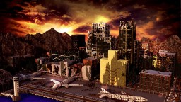 Apocalypse City- Galaxius Network Survival Games Map Minecraft Map & Project