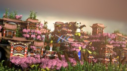 Rise of Pandaria | Deep Academy Application Minecraft Project