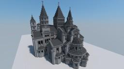 Cluny III Abbey Church Minecraft Map & Project