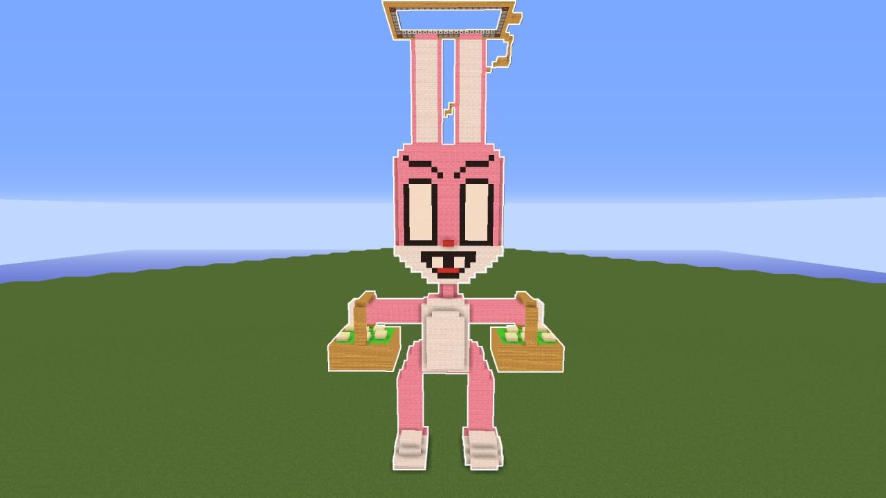 White Bunny | Minecraft Skins
