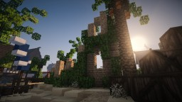 | Desert Ruins | Gothic III | Mora Sul | 31x31 | 1.7.10 | Minecraft Map & Project