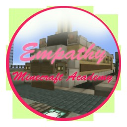 Logo for Mrs. Empathy over at Empathy Minecraft Academy Minecraft Map & Project