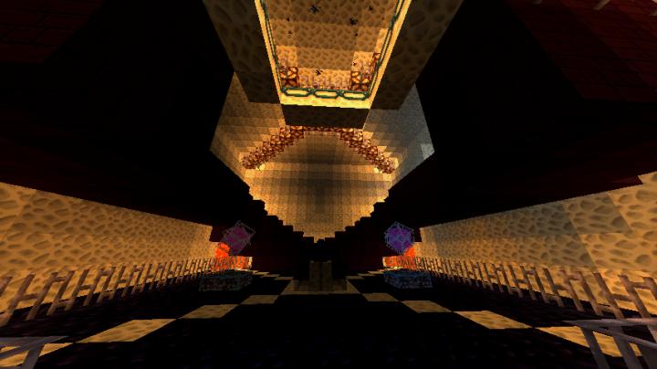 End Building Inside
