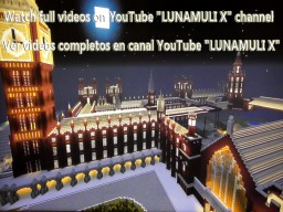Palace  of Westminster - Big ben - BUILD - Minecraft PS4 Minecraft Map & Project