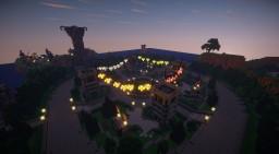 MidIsle [The Realms of Travoria] Minecraft Map & Project