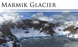 Marmik Glacier - [Download]  #WeAreConquest Minecraft Map & Project