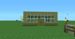 EasyHouse Minecraft Map & Project