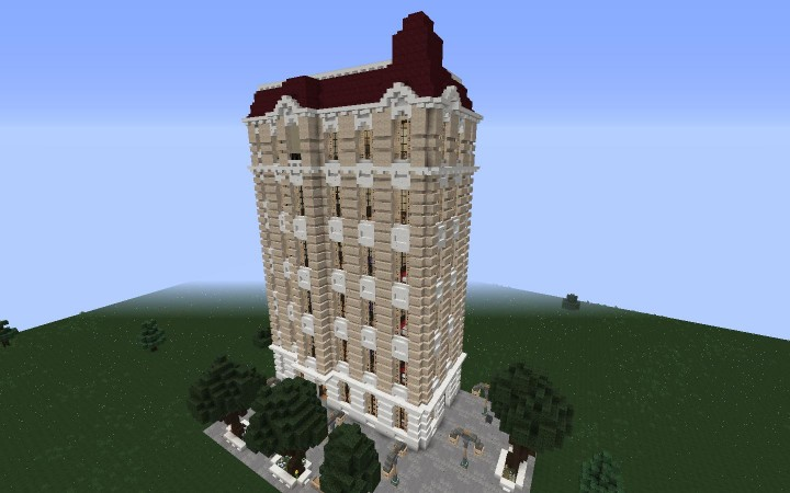 Grand Hotel Minecraft Project