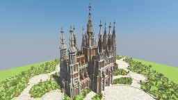 St. Christiaans Church Minecraft Map & Project
