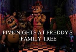 Five Nights At Freddy's Family Tree Minecraft Blog Post