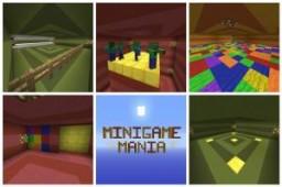 FUN MiniGames Minecraft Map & Project