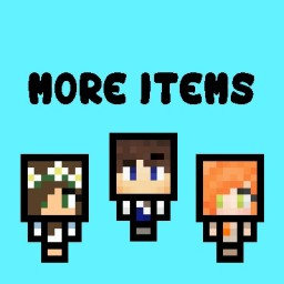 More Items Minecraft Mod