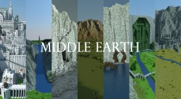 Middle Earth Minecraft Map & Project