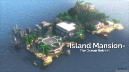 | LinsCraft | Island Mansion Minecraft