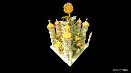 Loin D'etre Un Mirage   [MrChuccyFREEze Application - Desert Detour - Solo Project Contest] Minecraft Map & Project