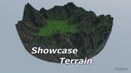 Showcase Terrain | 700 x 700 | 100% worldpainter Minecraft