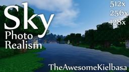 Sky Photo Realism (512x 256x 128x)