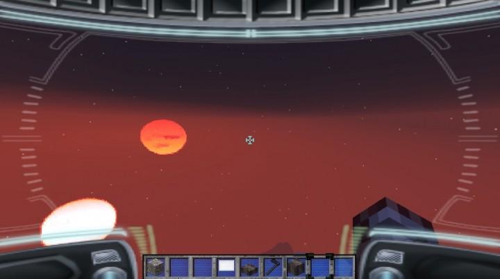 Space 1.15.1 - Космический мод для майнкрафт