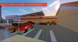 Swift Mechanics // Auto Shop | Port Ray Builds Minecraft Project