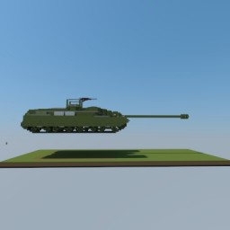 T-28/95 Tank Minecraft