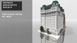 The Plaza Hotel | IAS Minecraft Map & Project