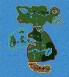 The Temeri Kingdoms UPDATE Minecraft Project