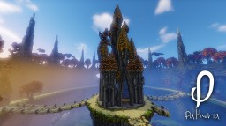 Buildteam Patheria - SaftMango FANTASY Lobby Minecraft Project