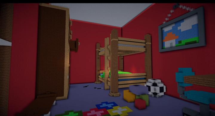 Map Kids Room
