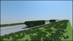[AU] ICBM CarrierTruck Minecraft Project