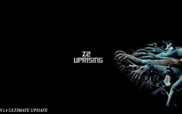 Zombie Survival II Uprising V1.4.1 !! NEW UPDATE !! (Adventure Map/Mini-game Map) Minecraft Map & Project