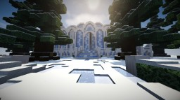 Ice Castle Minecraft