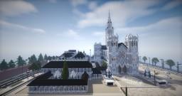 Cathedrale Notre-Dame de l'Assomption Minecraft Map & Project