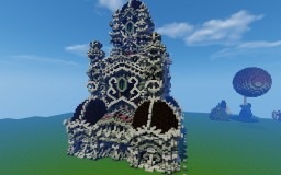 Quartz Castle Minecraft