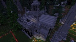 Haunted House - Built by: Eqru Minecraft