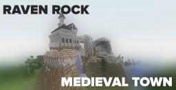 RavenRock town Minecraft