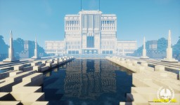 Panem MC- Hall of Ceremonies Minecraft Map & Project