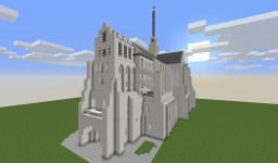 Saint-Quentin Basilica Minecraft Map & Project