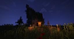 Elven House Minecraft