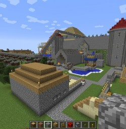 Sir Michael's Castle Minecraft Map & Project