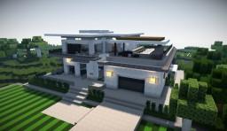 Ασπρο // Aspro // Modern Build by MarcoPolo84! Minecraft Map & Project